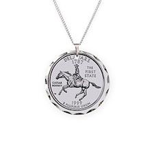 delaware-black Necklace