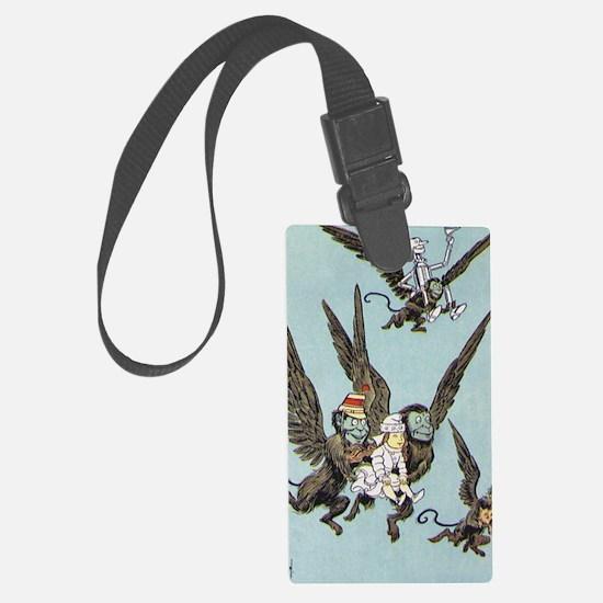 flying monkeys 2 Luggage Tag