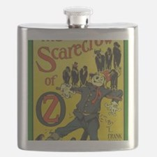 the scarecrow of oz Flask