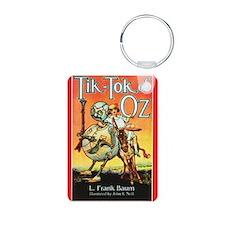 tik - tok of oz Keychains