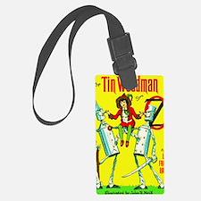 tin woodman of oz Luggage Tag