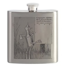 tin man Flask