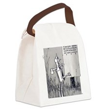 tin man Canvas Lunch Bag