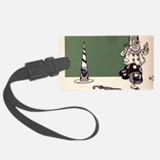 Wicked witch of west Luggage Tag