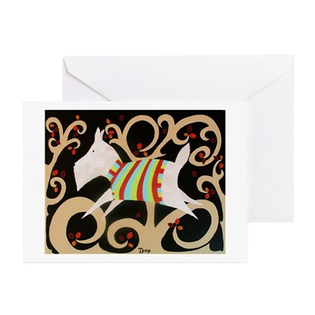 Charlie the Westie Greeting Cards (Pk of 10)