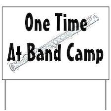 bandcamp Yard Sign