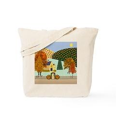 Pumpkin Hollow Tote Bag
