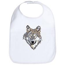 Lone Wolf Bib