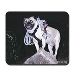 General Vincent T. Pug Mouse Pad