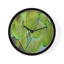 Military Macaw series 5 Wall Clock