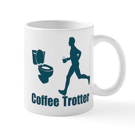 Coffee Trotter Mug