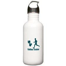 Coffee Trotter Water Bottle