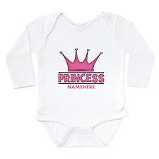 Custom Princess Onesie Romper Suit