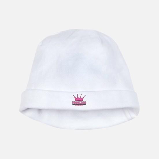 Custom Princess baby hat