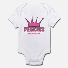 Custom Princess Infant Bodysuit