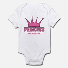 Custom Princess Onesie