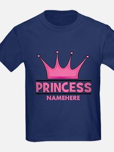 Custom Princess T