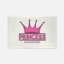 Custom Princess Rectangle Magnet