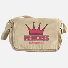 Custom Princess Messenger Bag