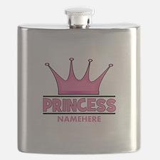 Custom Princess Flask