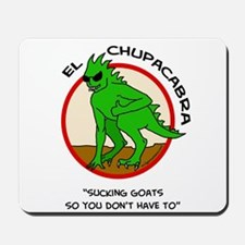 Chupacabra Mousepad