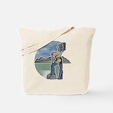 cherokee indian copy Tote Bag