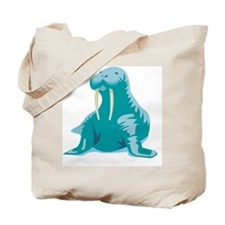 walrus copy Tote Bag