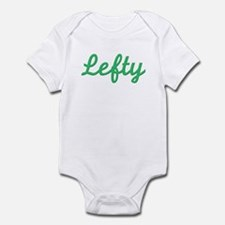 Lefty (Green) Infant Bodysuit
