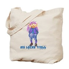 my lucky troll Tote Bag