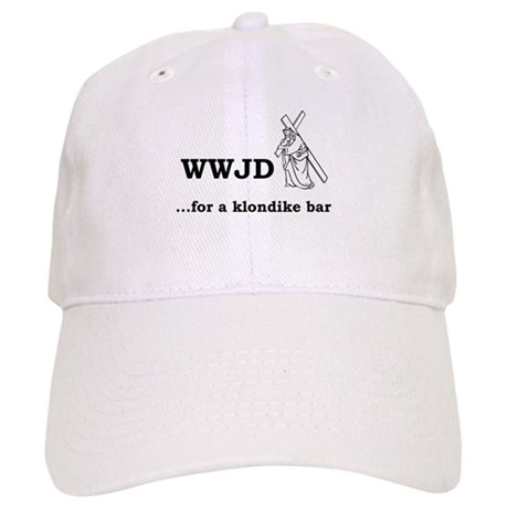 WWJD... for a klondike bar? Cap