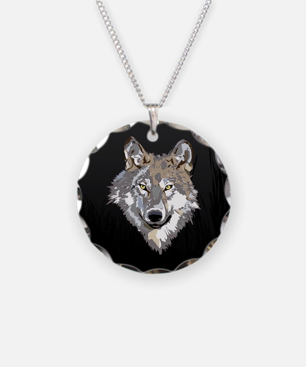 Lone Wolf Necklace