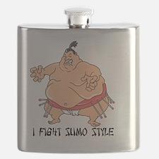 sumo style Flask