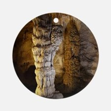 Carlsbad Caverns Round Ornament