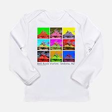 Bell Rock Vortex Sedona AZ Long Sleeve T-Shirt