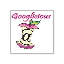"""googlicious Square Sticker 3"""" x 3"""""""