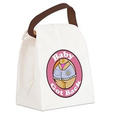 baby got back Canvas Lunch Bag