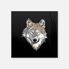 Lone Wolf Sticker
