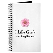 I Like Girls Journal