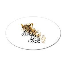 Jaguar Big Cat Wall Decal