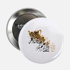 """Jaguar Big Cat 2.25"""" Button (100 pack)"""