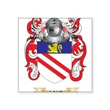 Lehr Coat of Arms - Family Crest Sticker
