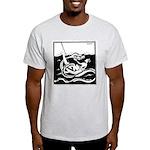 Abdula Cigarettes #3 Ash Grey T-Shirt