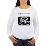 Abdula Cigarettes #3 Women's Long Sleeve T-Shirt