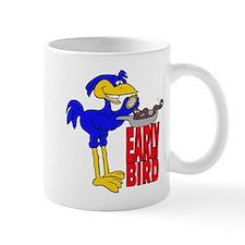 Early Bird Cartoon Mug