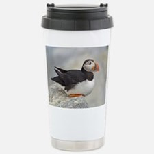 Puffin Stainless Steel Travel Mug
