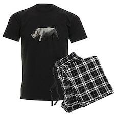 Rhinoceros - Rhino Pajamas