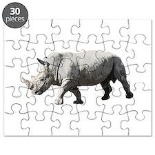 Rhinoceros - Rhino Puzzle