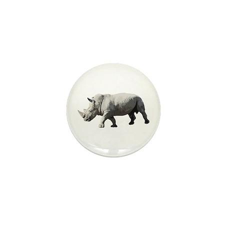 Rhinoceros - Rhino Mini Button (100 pack)