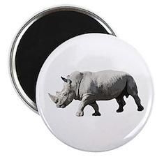 "Rhinoceros - Rhino 2.25"" Magnet (100 pack)"
