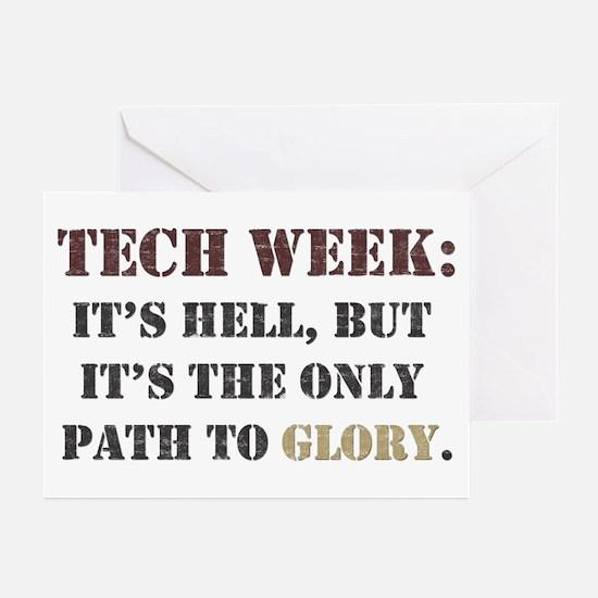 Tech Week Greeting Cards (Pk of 10)